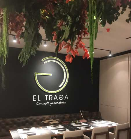 Restaurante El Traga, Sevilla